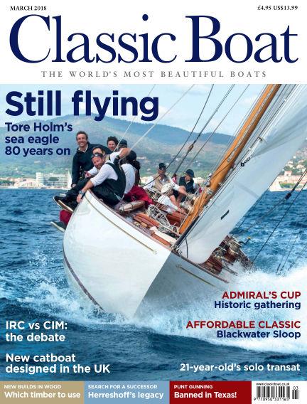 Classic Boat February 02, 2018 00:00