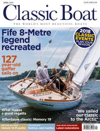 Classic Boat April 2018