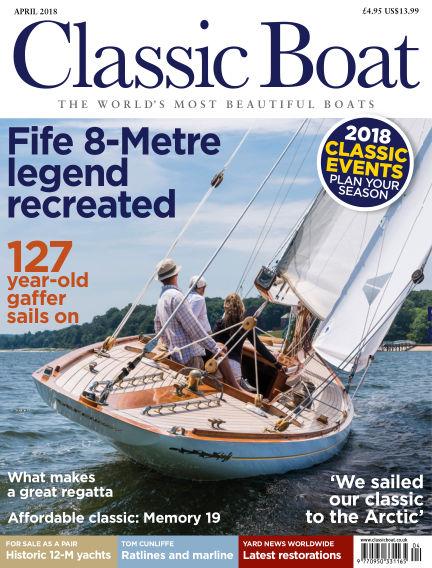 Classic Boat March 02, 2018 00:00