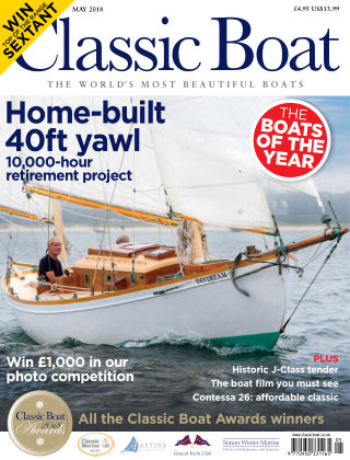 Classic Boat May 2018
