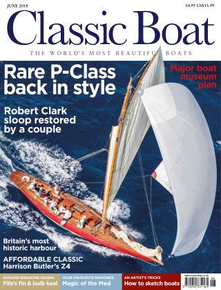 Classic Boat June 2018