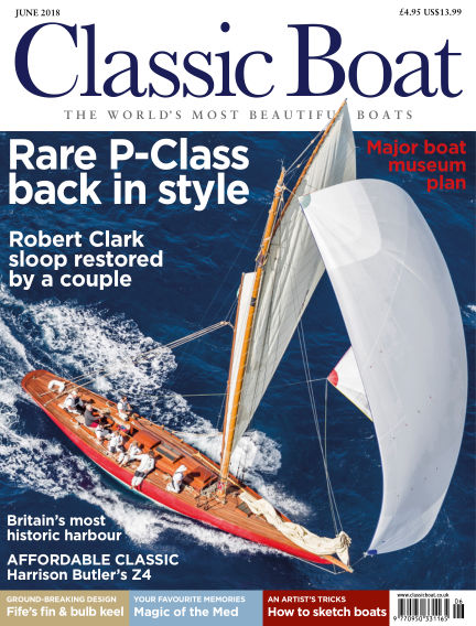 Classic Boat May 04, 2018 00:00