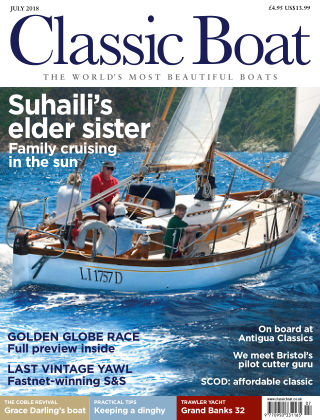 Classic Boat July 2018