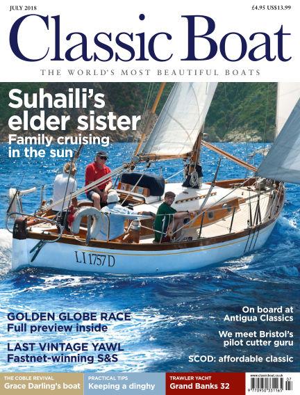 Classic Boat June 01, 2018 00:00