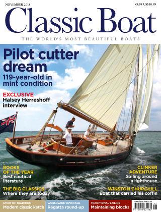 Classic Boat November 2018