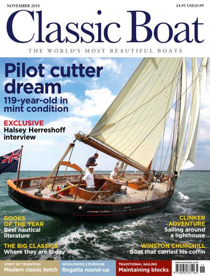 Classic Boat October 05, 2018 00:00