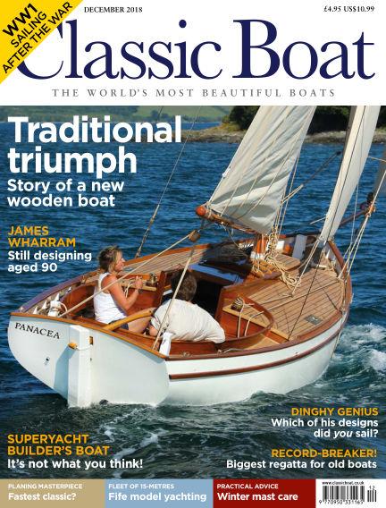 Classic Boat November 02, 2018 00:00