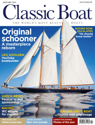 Classic Boat January 2019