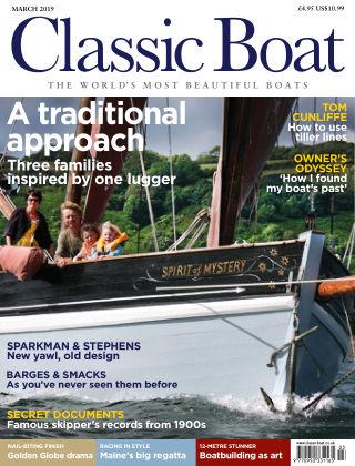 Classic Boat March 2019