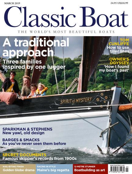 Classic Boat February 01, 2019 00:00