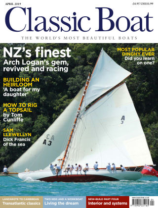 Classic Boat April 2019