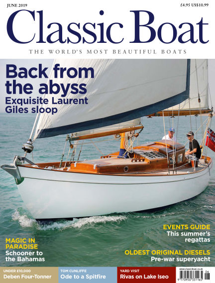 Classic Boat May 03, 2019 00:00