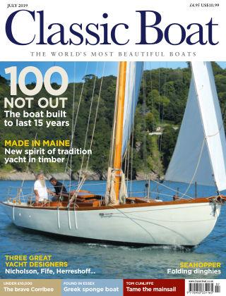 Classic Boat July 2019