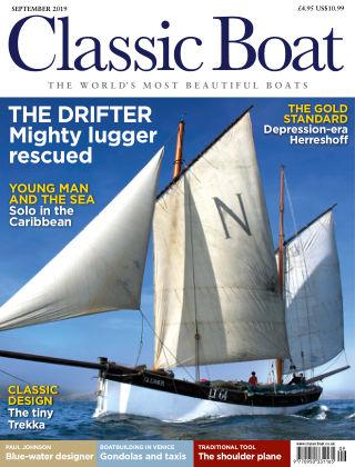 Classic Boat September 2019