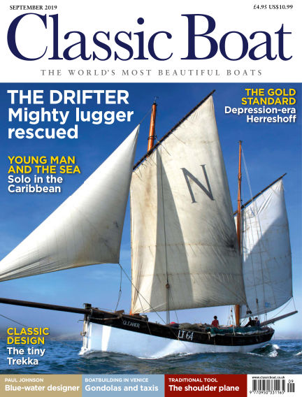 Classic Boat August 09, 2019 00:00