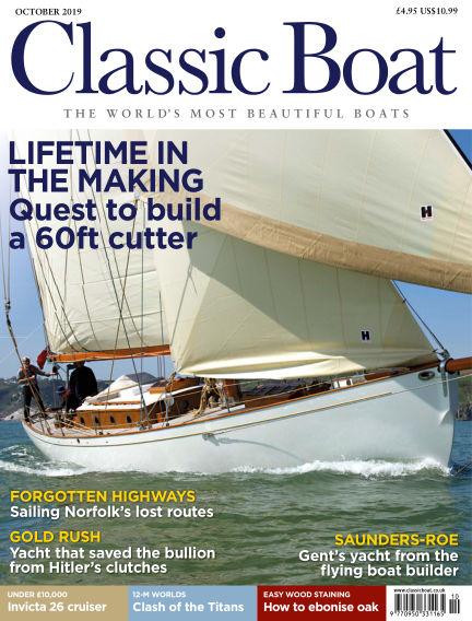 Classic Boat September 06, 2019 00:00