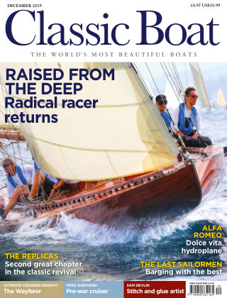 Classic Boat December 2019
