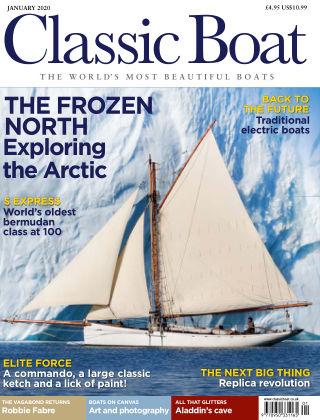 Classic Boat January 2020