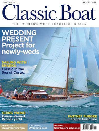Classic Boat March 2020