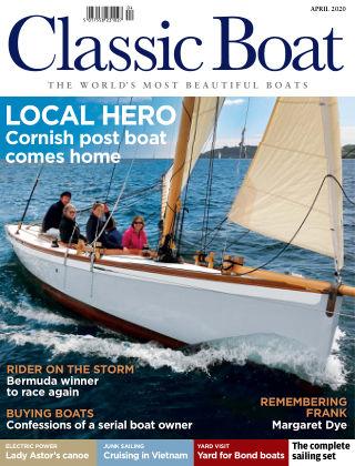 Classic Boat April 2020