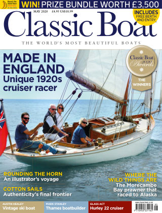 Classic Boat May 2020