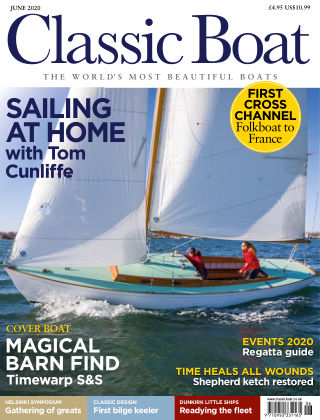 Classic Boat June 2020
