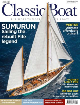 Classic Boat July 2020