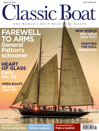 Classic Boat August 2020