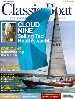 Classic Boat November 2020
