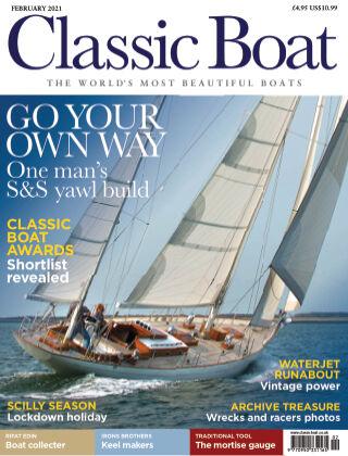 Classic Boat February 2021