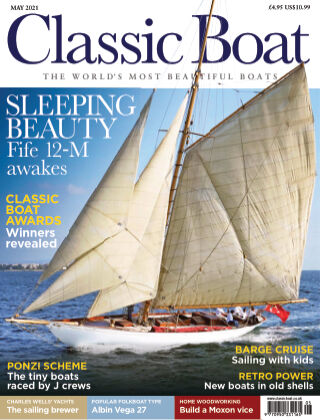 Classic Boat May 2021