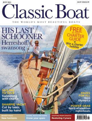 Classic Boat July 2021
