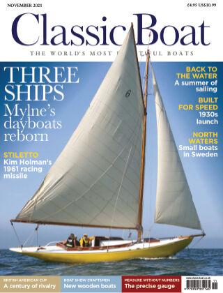 Classic Boat November 2021