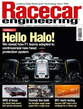 Racecar Engineering April 2018