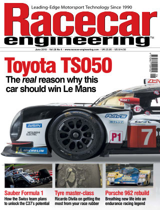 Racecar Engineering June 2018