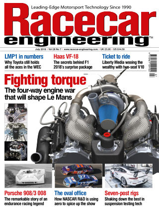 Racecar Engineering July 2018