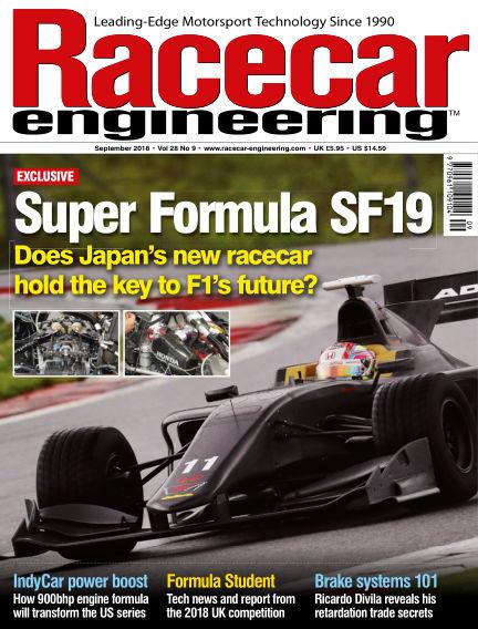 Racecar Engineering August 03, 2018 00:00