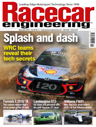Racecar Engineering November 2018