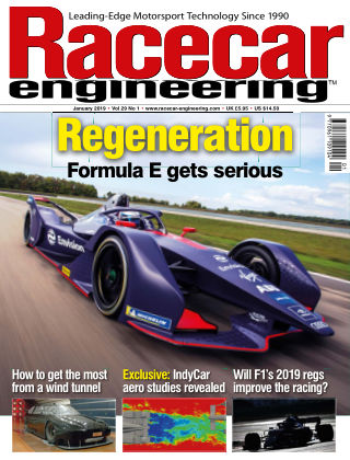 Racecar Engineering January 2019