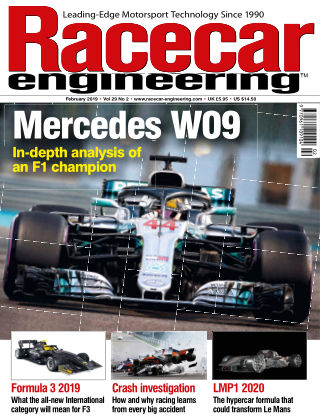 Racecar Engineering February 2019