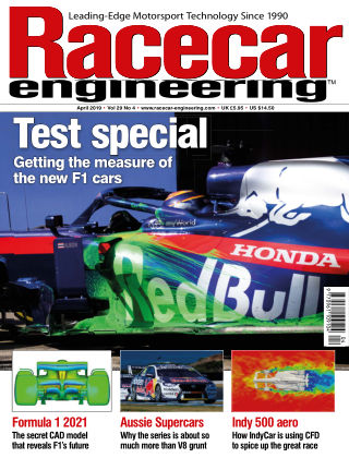 Racecar Engineering April 2019
