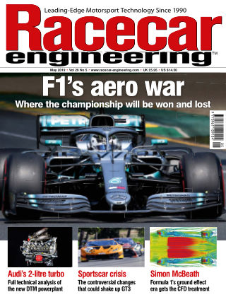 Racecar Engineering May 2019