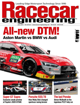 Racecar Engineering June 2019