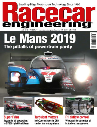 Racecar Engineering July 2019