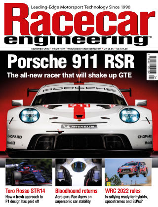 Racecar Engineering September 2019