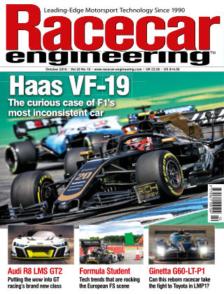 Racecar Engineering October 2019