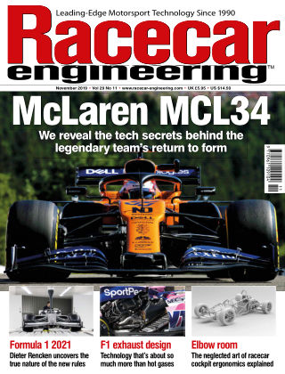 Racecar Engineering November 2019