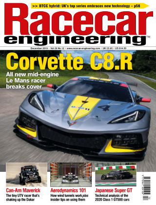 Racecar Engineering December 2019