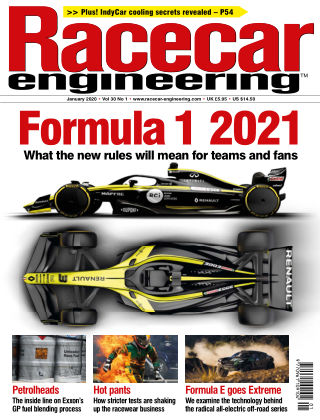 Racecar Engineering January 2020