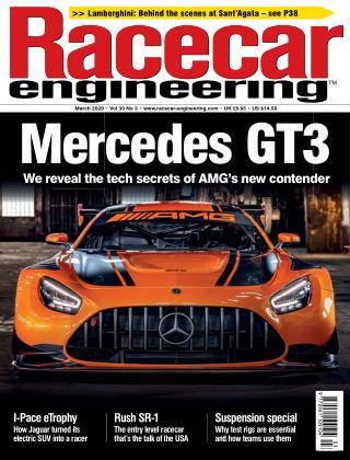 Racecar Engineering March 2020
